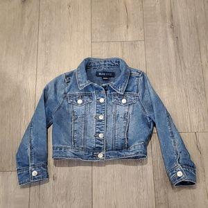 Blue Spice Girls Kean Jacket Size 5